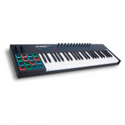 View and buy ALESIS VI49 MIDI Keyboard with pads online