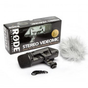 View and buy RODE Stereo Video Mic For use with camcorders & DSLR Cameras online