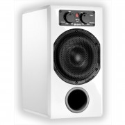 View and buy Adam Sub7 Pro Active Subwoofer - Gloss White online