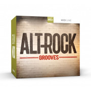 View and buy Toontrack Alt-Rock Grooves MIDI (Serial Download) online