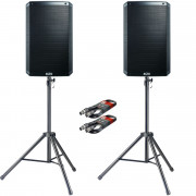 View and buy Alto TS315 PA Package with Stands & Cables online