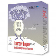 View and buy ANTARES Harmony Engine Evo Vocal Modeling Harmony Generator online