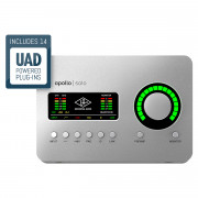 View and buy Universal Audio Apollo Solo Thunderbolt 3 Audio Interface online