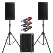 View and buy RCF ART 910-A + SUB702-AS II PA Package online