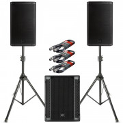 View and buy RCF ART 912-A + SUB705-AS II PA Package online