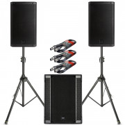 View and buy RCF ART 912-A + SUB708-AS II PA Package online