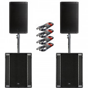 View and buy RCF ART 912-A + SUB708-AS II Pair PA Package online