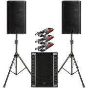 View and buy RCF ART 935-A + SUB708-AS II PA Package online