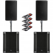 View and buy RCF ART 935-A + SUB708-AS II Pair PA Package online