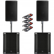 View and buy RCF ART 945-A + SUB708-AS II Pair PA Package online