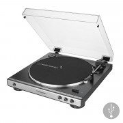 View and buy Audio Technica AT-LP60XUSB Fully Automatic Belt-Drive Turntable online