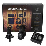 View and buy Audio Technica AT2035-Studio online