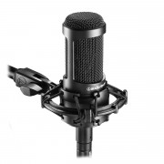 View and buy Audio Technica AT2035 Cardioid Condenser Microphone online