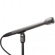 View and buy AUDIO TECHNICA AT8004L Omnidirectional Interview Mic online
