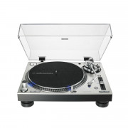 View and buy Audio Technica AT-LP140XP DJ Turntable Silver online