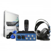 View and buy Presonus AudioBox 96 Studio Complete Hardware/Software Recording Kit online