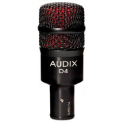 View and buy AUDIX D4 online
