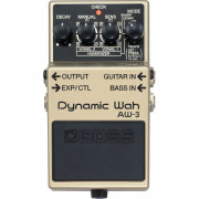 View and buy BOSS AW-3 Dynamic Wah Pedal online