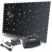 View and buy BeamZ Sparklewall LED96 3m x 2m with Controller online