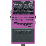 View and buy BOSS BF-3 Flanger Pedal online