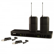 View and buy Shure BLX188/W85-K3E Wireless Dual Presenter System online