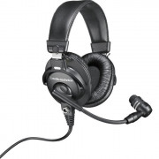 View and buy AUDIO TECHNICA BPHS1 Professional Stereo Broadcast Headset online
