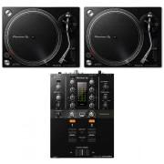 View and buy Pioneer DJ 2 x PLX500K + DJM-250MK2 Bundle online