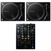 View and buy Pioneer 2 x PLX500 + DJM450 Bundle online