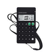 View and buy Teenage Engineering CA-X Case Black online