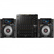View and buy Pioneer CDJ-900 Nexus + DJM-V10 Package online