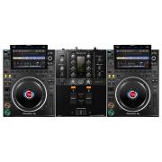 View and buy Pioneer DJ 2 x CDJ-3000 + DJM-250MK2 Package online