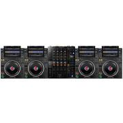 View and buy Pioneer DJ 4 x CDJ-3000 + DJM-750MK2 Package online