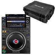 View and buy Pioneer DJ CDJ-3000 + DJRC-MULTI Flight Case online