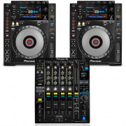 View and buy Pioneer DJ CDJ900 Nexus and DJM900 NXS2 bundle online