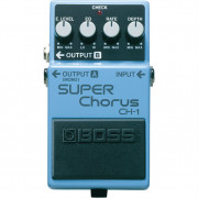 View and buy BOSS CH-1 Super Chorus Pedal online