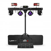 View and buy Chauvet GigBAR MOVE 5-In-1 Lighting System online