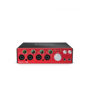 View and buy Focusrite Clarett 4Pre USB Audio Interface online