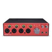 View and buy Focusrite Clarett+ 4Pre USB Audio Interface online