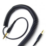 View and buy V-MODA CoilPro Cable - Black  online