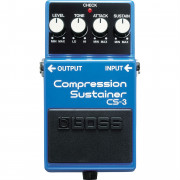 View and buy BOSS CS-3 Compression/Sustainer Pedal online