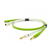View and buy NEO D+ Class B Twin RCA -> Twin TS Cable - 1m online