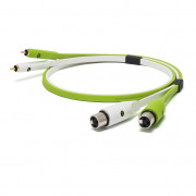 View and buy NEO D+ Class B Twin XLRF -> Twin RCA Male Cable - 2m online