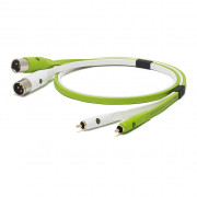 View and buy NEO D+ Class B Twin RCA -> Twin XLRM Cable - 1m online