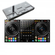 View and buy Pioneer DDJ-1000SRT & Decksaver Bundle online