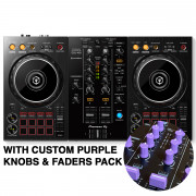 View and buy DDJ-400 with Custom Purple Knobs & Faders Pack online