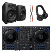 View and buy DDJ-FLX6 DJ System with Monitors + Headphones online
