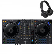 View and buy DDJ-FLX6 + HDJ-CUE1 Headphones online