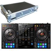 View and buy Pioneer DJ DDJ-800 + Swan Flight Case Bundle online
