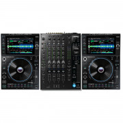 View and buy Denon DJ SC6000 Pair + X1850 Bundle online