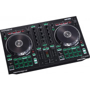 View and buy Roland DJ-202 2Ch Serato DJ Controller online